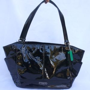 Coach Carrie Tote Bag